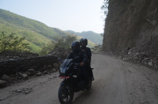 Motorbike is most essential tool for any Pastor like me. It can help you go almost anywhere. It is quick and efficient. Motorbike helped me to go to places to pray for the earthquake victims and to damaged church. They said it was more blessed to see some one come to their side for prayer.