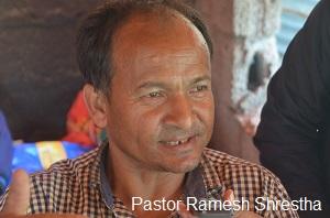 Pastor Ramesh Shrestha