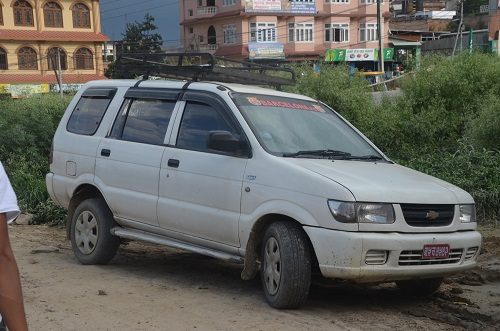 I used this car for multiple times during the relief supply and free medical camps for earthquake victims in various place. Now I want to have my own car and I am praying for this.