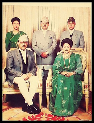 Late King Birendra of Nepal whose entire family were massacred.